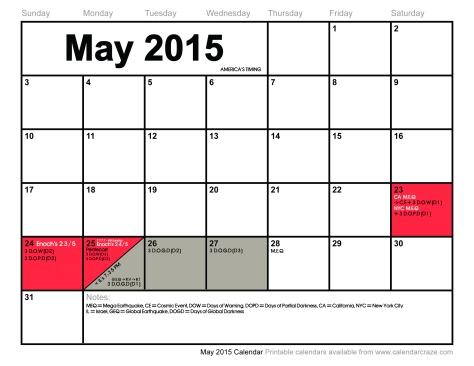 23-27 May Final
